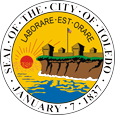 Official Seal of the City of Toledo