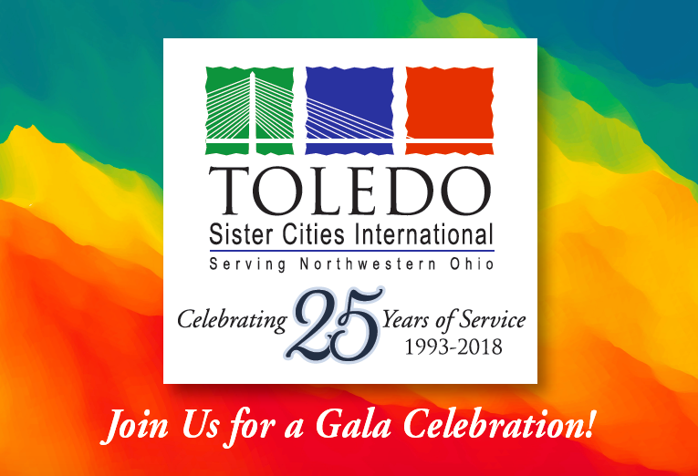 Join Us at the Toledo Sister Cities International Gala!